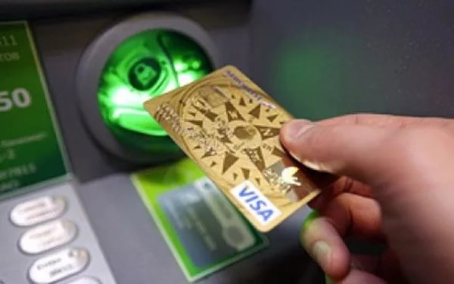 Использование gold card в банкоматах по всему миру