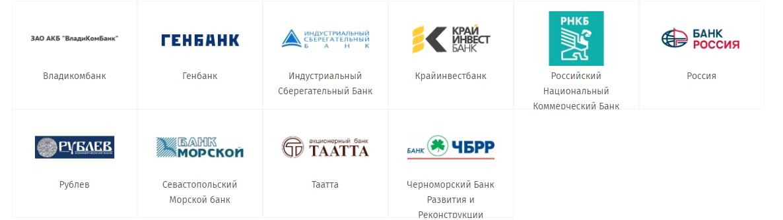 Можно ли в Крыму снять деньги с карточки Сбербанка