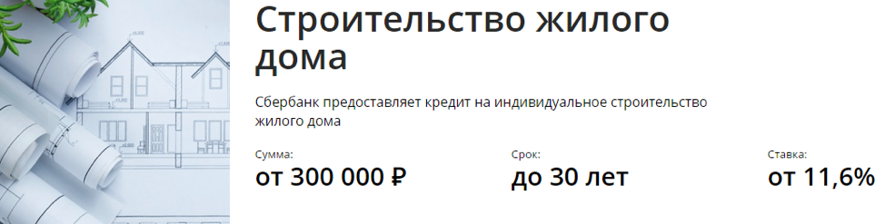 Ипотека Сбербанка в феврале 2019 года