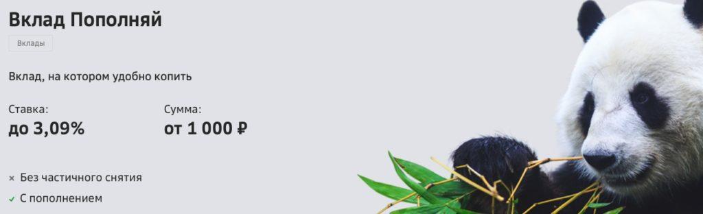 Вклады СберБанка в январе 2021 года – актуальное предложение